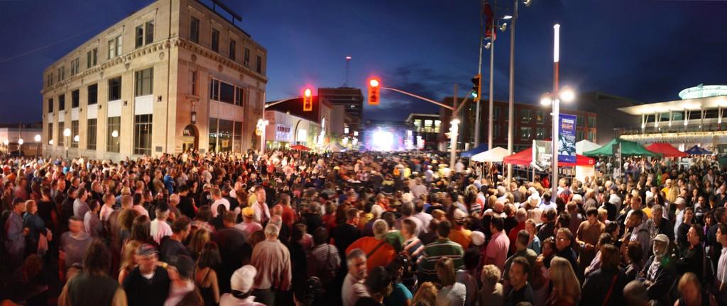 Blues Festivals Still Thriving