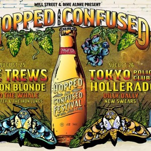 HOPPED & CONFUSED FESTIVAL 2017