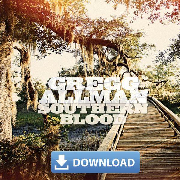 Harley Bike Rally Honours Gregg Allman's Southern Blood Release