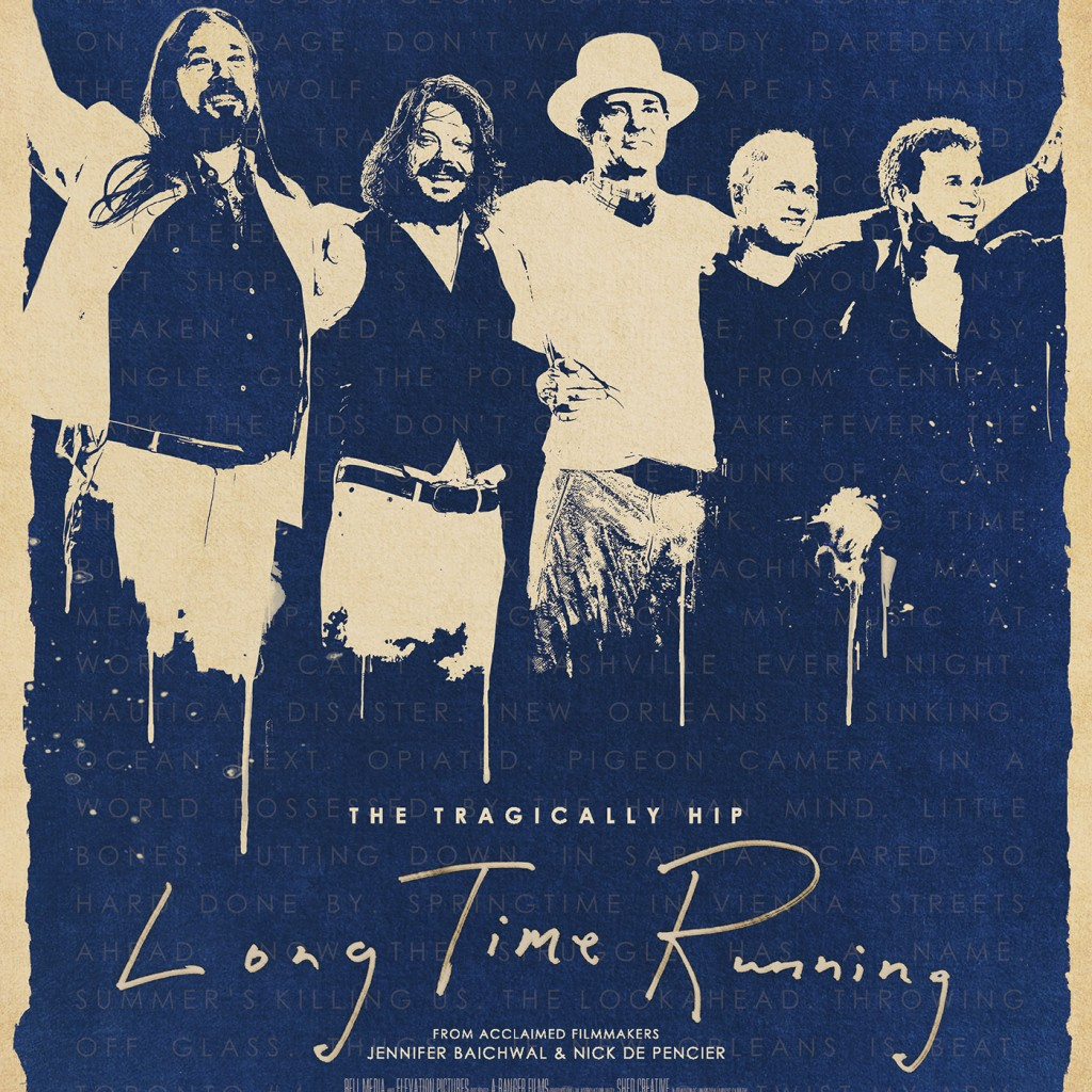 The Tragically Hip Set To Release Documentary, Long Time Running September 14