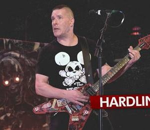 SessionsX Premieres new Hardline Channel featuring Jeff Waters of Canadian thrash metallers Annihilator