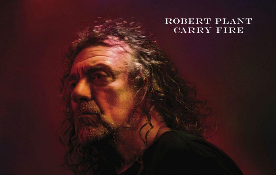 ROBERT PLANT Returns with new single, new album 2018 tour.
