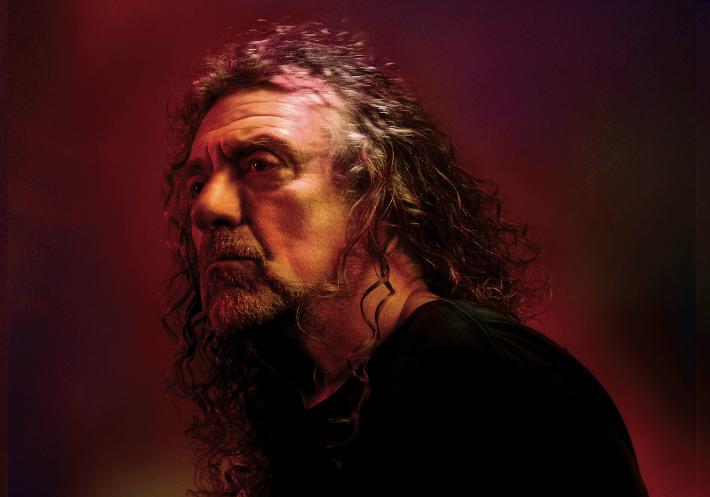 Robert Plant releases new track, announces 2018 tour