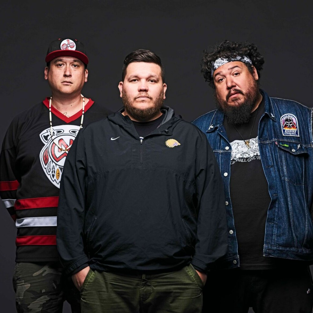 A Tribe Called Red – ON TOUR THROUGH THE FALL