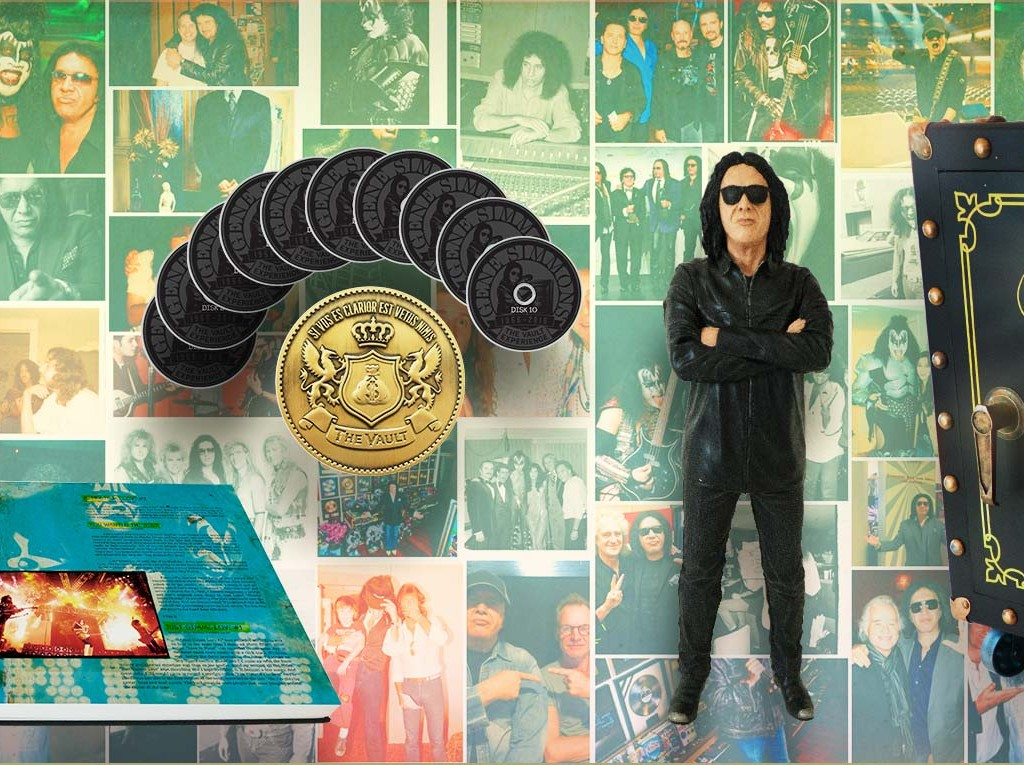 The Ultimate Gene Simmons' Fan Experience…If You Happen To Have A Spare $50,000!