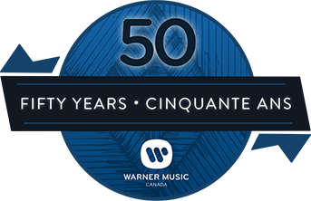 WARNER MUSIC CANADA CELEBRATES MULTIPLE WINS AT THE CCMAS