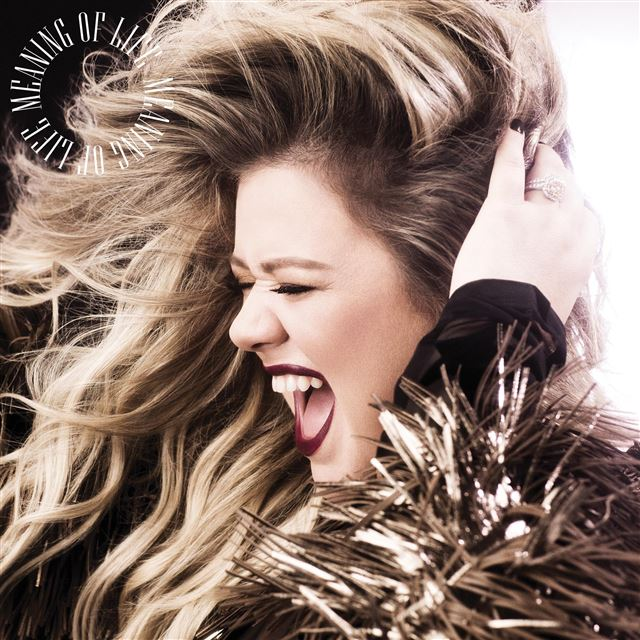 Kelly Clarkson Knows The Meaning Of Life