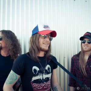 The Cadillac Three – Throwing It Into Overdrive