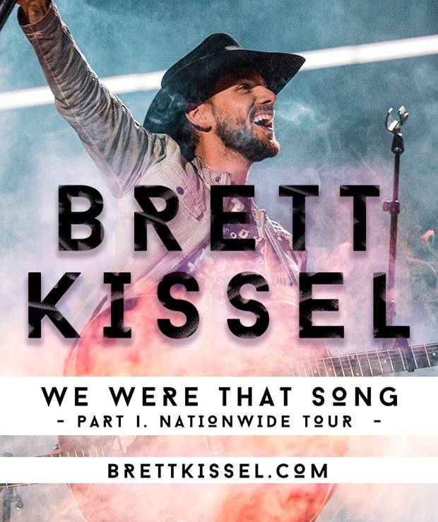 BRETT KISSEL ANNOUNCES 2018 'WE WERE THAT SONG' CROSS-CANADA TOUR