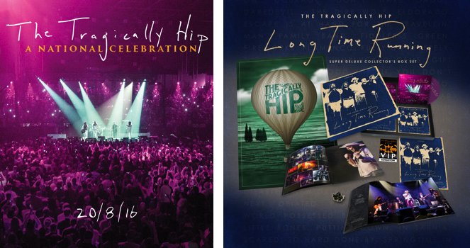 The Tragically Hip Documentary Film And Kingston Concert Video To Be Available This Fall