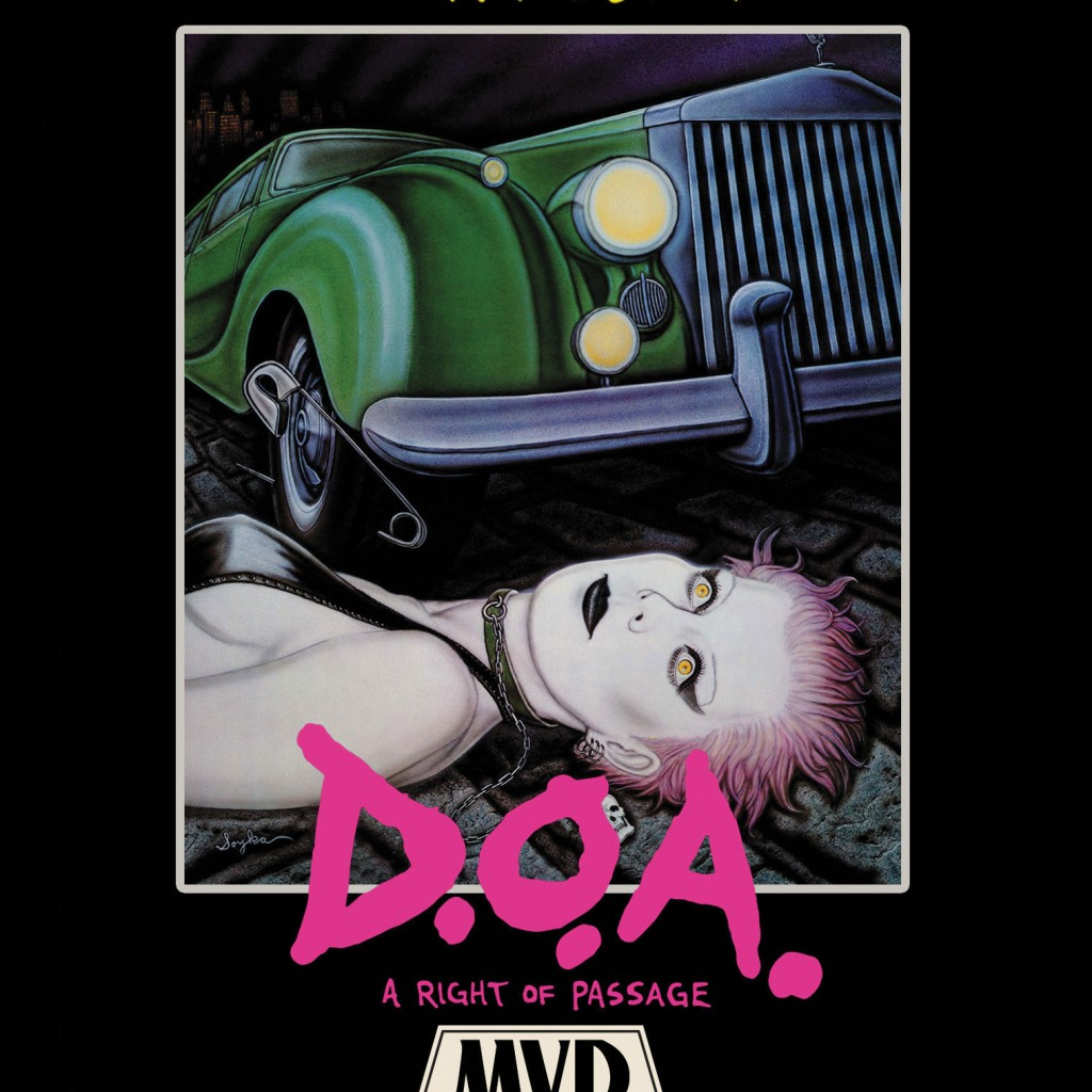 DOA – A Right Of Passage. Classic Rock Documentary