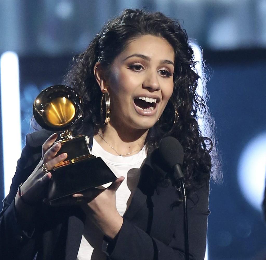 Cara Chalks Up Grammy First