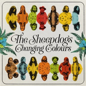 The Sheepdogs Are Changing Colours