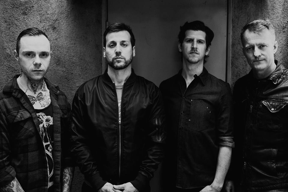 OUR LADY PEACE REVEALS NEW MUSIC VIDEO FOR FALLING INTO PLACE