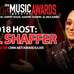 Paul Shaffer is Returning Host of CMW Live Music Industry Awards