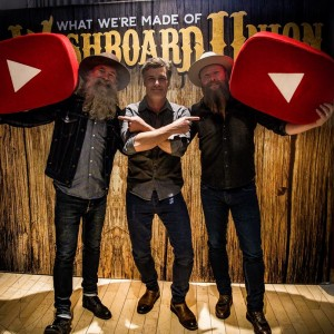 The Washboard Union – Playing For The People