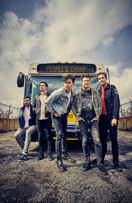 "Arkells Unveil Brand New Single, ""People's Champ"""