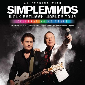 Simple Minds Announce North American Tour – Ticket Pre-Sale – Meet & Greet