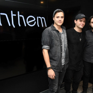 anthem Signs Canadian Alternative Rock Band Stuck On Planet Earth