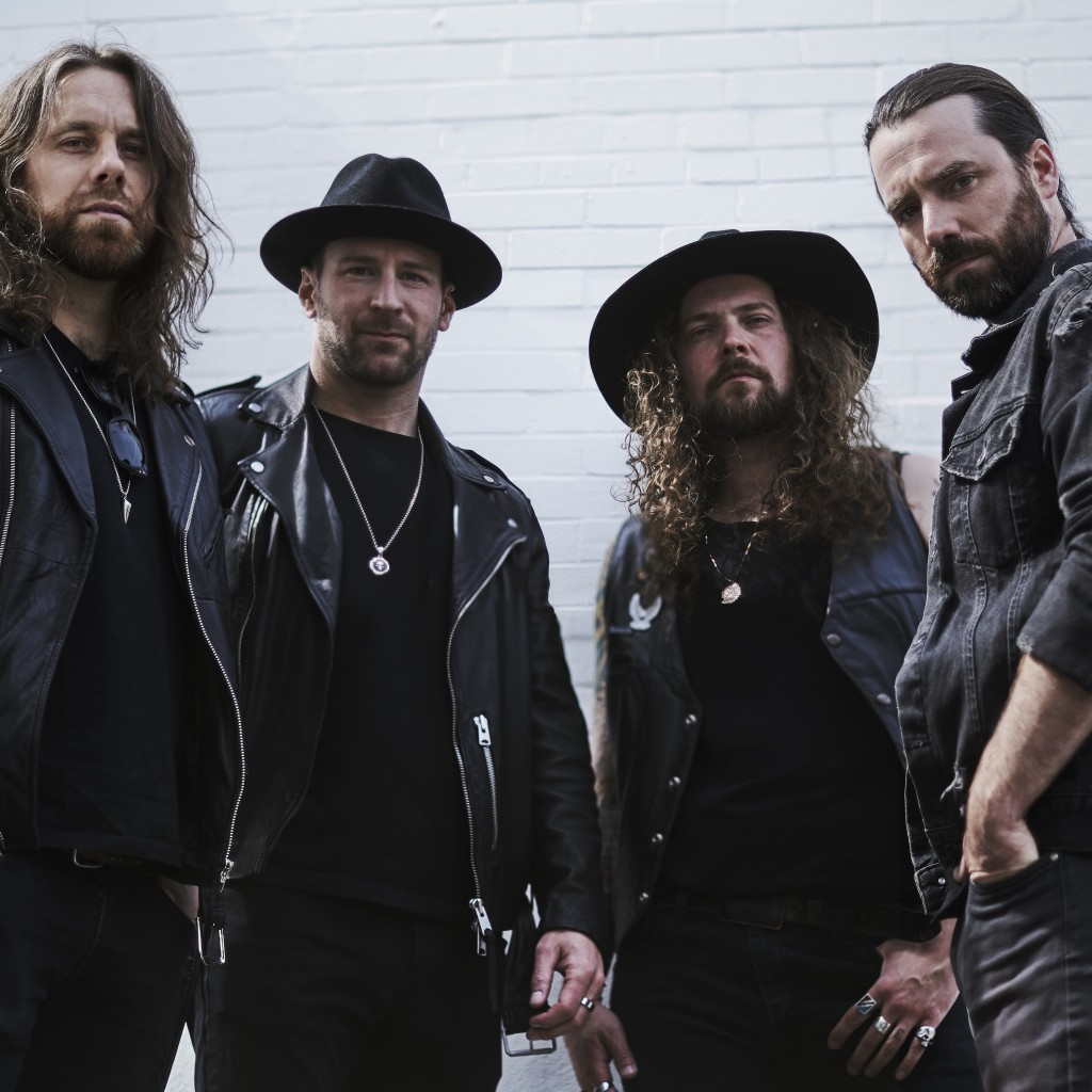 """Monster Truck Release New Single """"Evolution""""; Band Announces New LP True Rockers Out September 14"""
