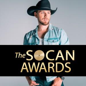Brett Kissel To Host 2018 SOCAN Awards