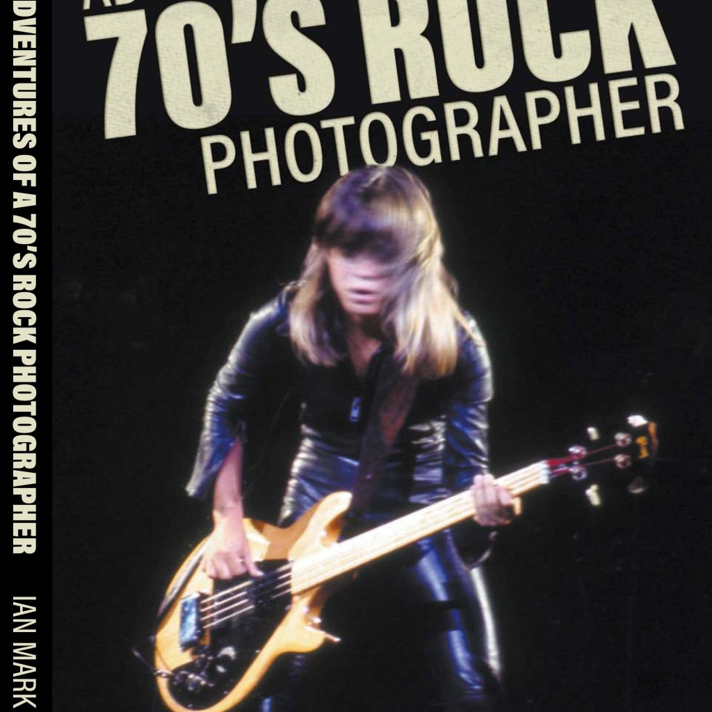 Reflections Of A Classic Rock Photographer