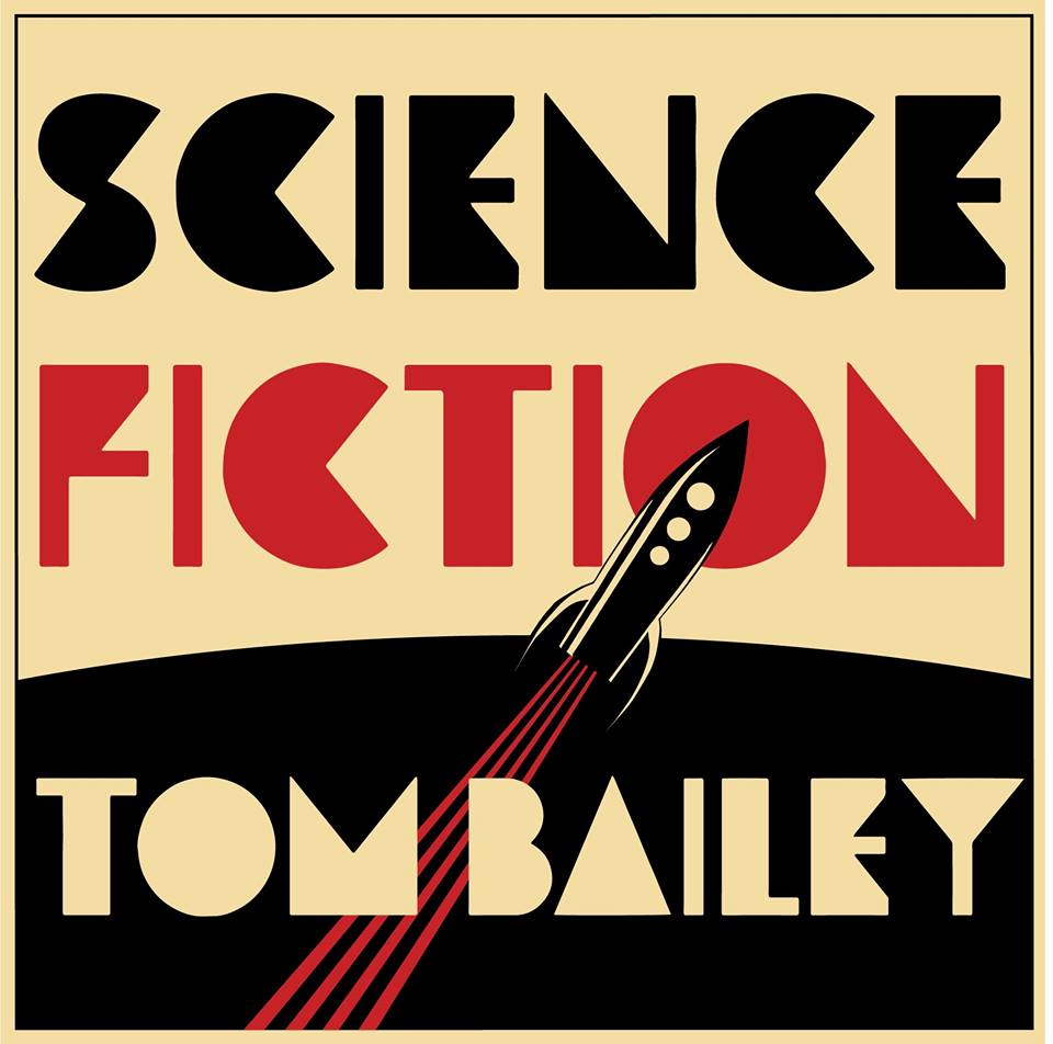 THOMPSON TWINS' TOM BAILEY'S FORTHCOMING SOLO ALBUM HAS EXCLUSIVE WORLDWIDE PREMIERE   TODAY