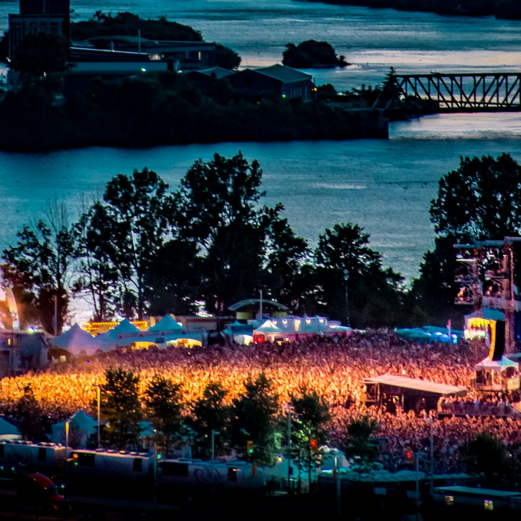 Superb weather, stellar line-up add up to great results for RBC Bluesfest