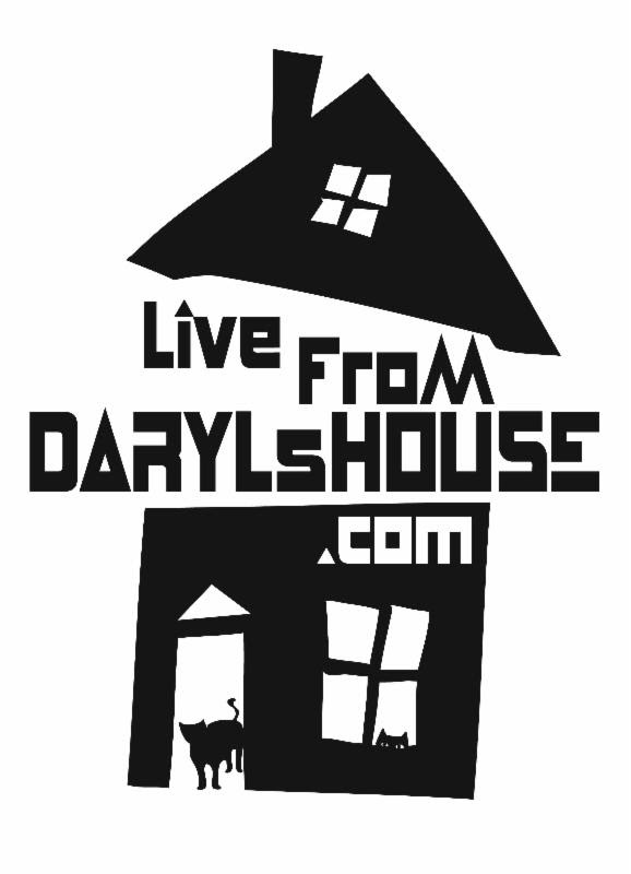 LIVE FROM DARYL'S HOUSE IS BACK