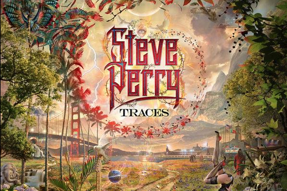 """Steve Perry to release long awaited solo album """"Traces"""" Oct 5."""