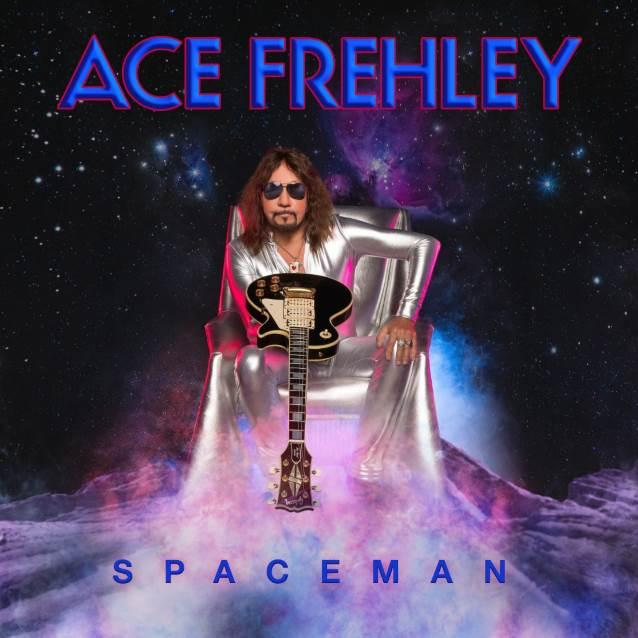 Ace Frehley Is 'Rockin' With the Boys' Again