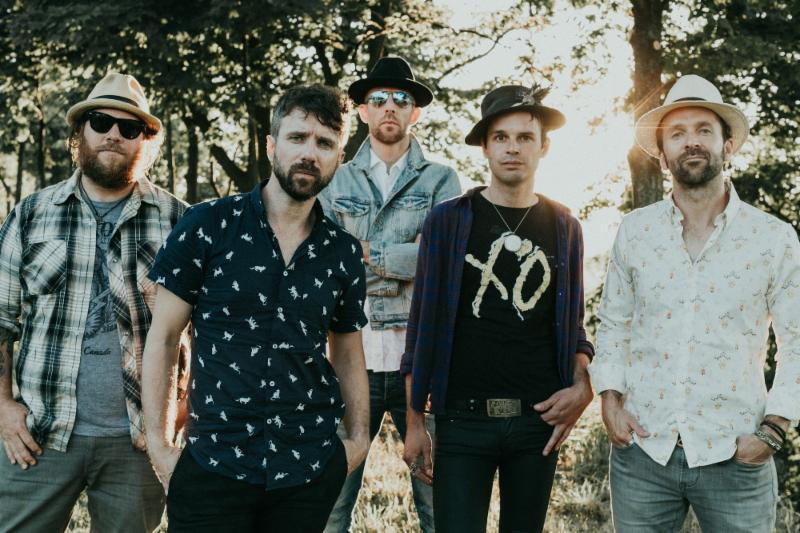 The Trews Announce National Tour