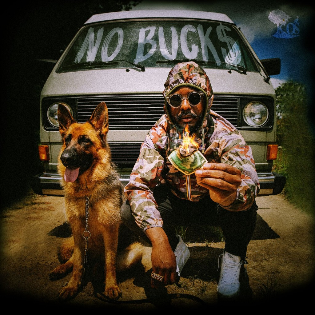 K-OS' NEW VISUAL FOR NO BUCKS  IS HIS BEST VIDEO YET!
