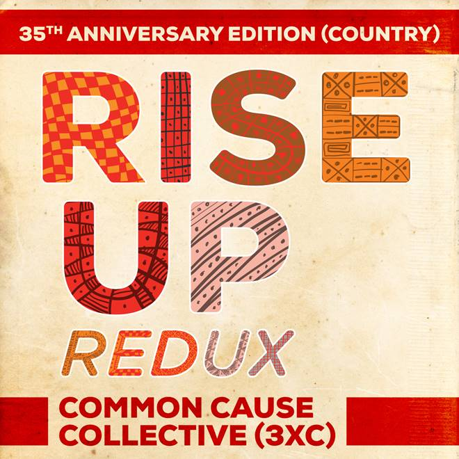 """CANADIAN COUNTRY MUSIC STARS COME TOGETHER  TO """"RISE UP"""""""