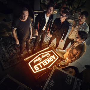 """ARKELLS RELEASE HIGHLY ANTICIPATED STUDIO ALBUM """"RALLY CRY"""""""