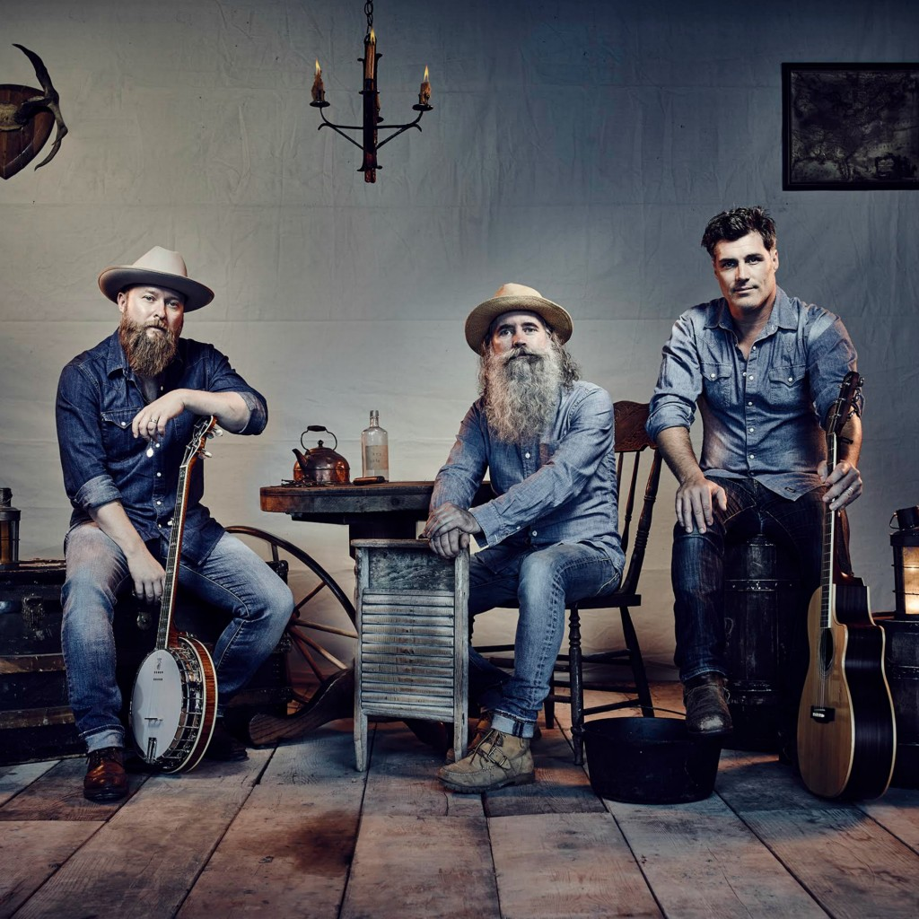 THE WASHBOARD UNION CONTINUE BIG WINS IN 2018  WITH 6 BCCMA AWARDS