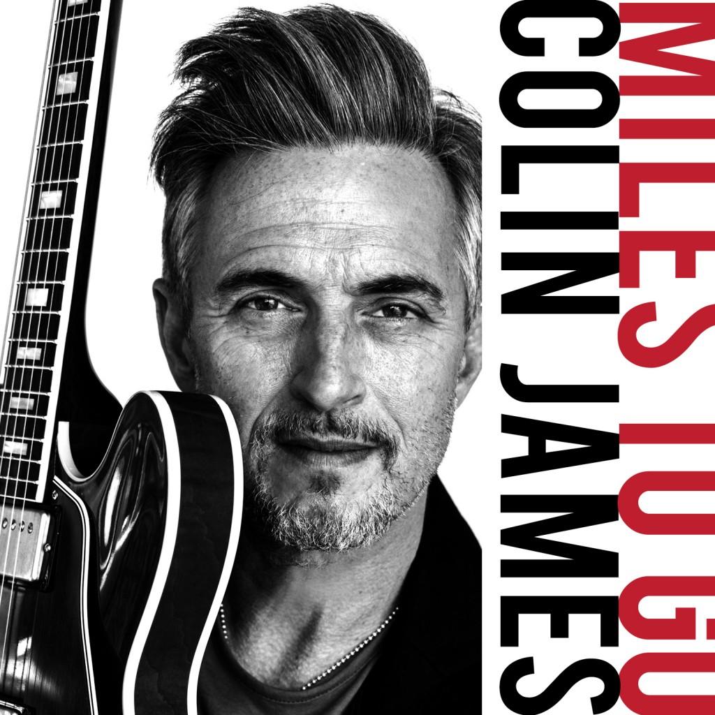 Colin James – Livin' On Blues Power