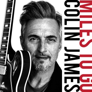 Colin James – Livin' On Blues Power