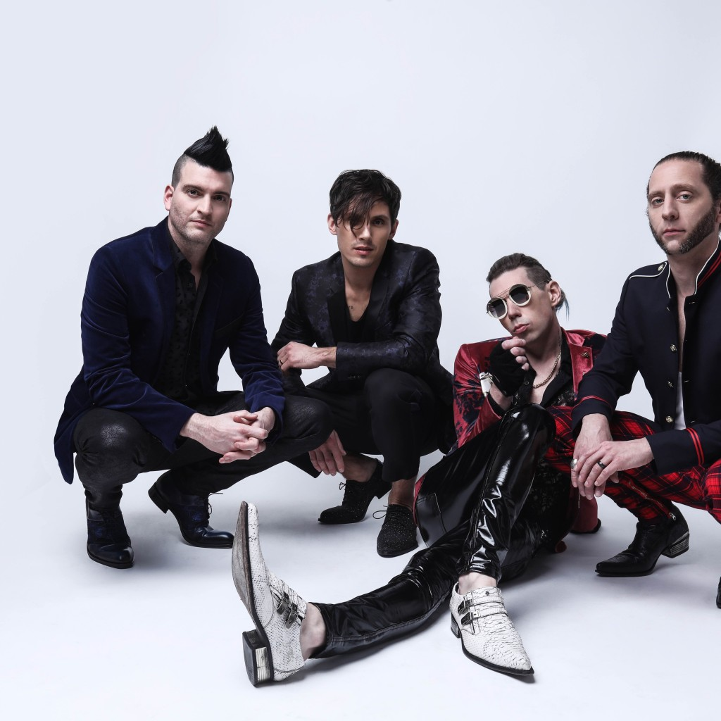 Double Platinum Selling Marianas Trench Announce Canadian Tour