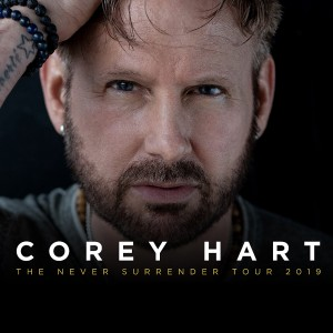 Corey Hart Announces 2019 Come-Back Tour