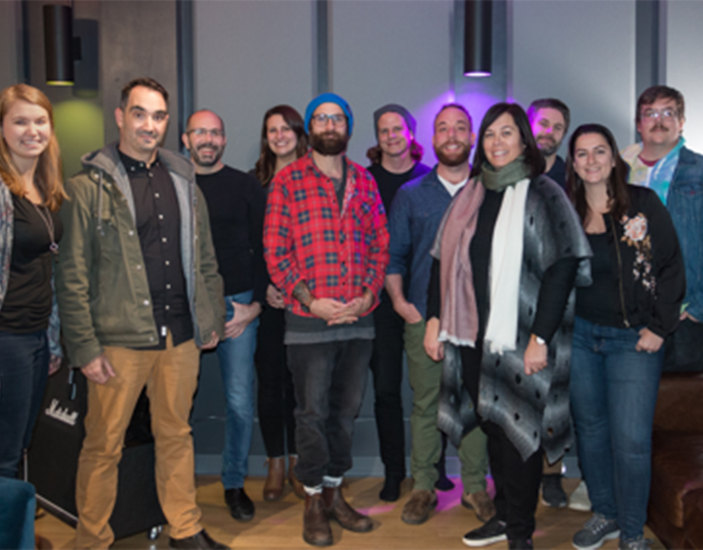The Strumbellas Set Up Shop With eOne Music