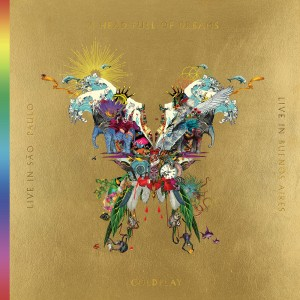 New Coldplay Live Album, Concert Film & Documentary Now Out
