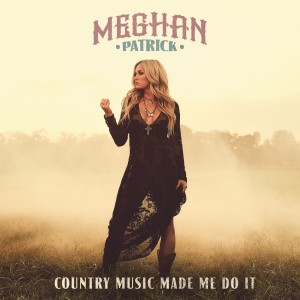 "Meghan Patrick Hits #1 With ""Walls Come Down"""