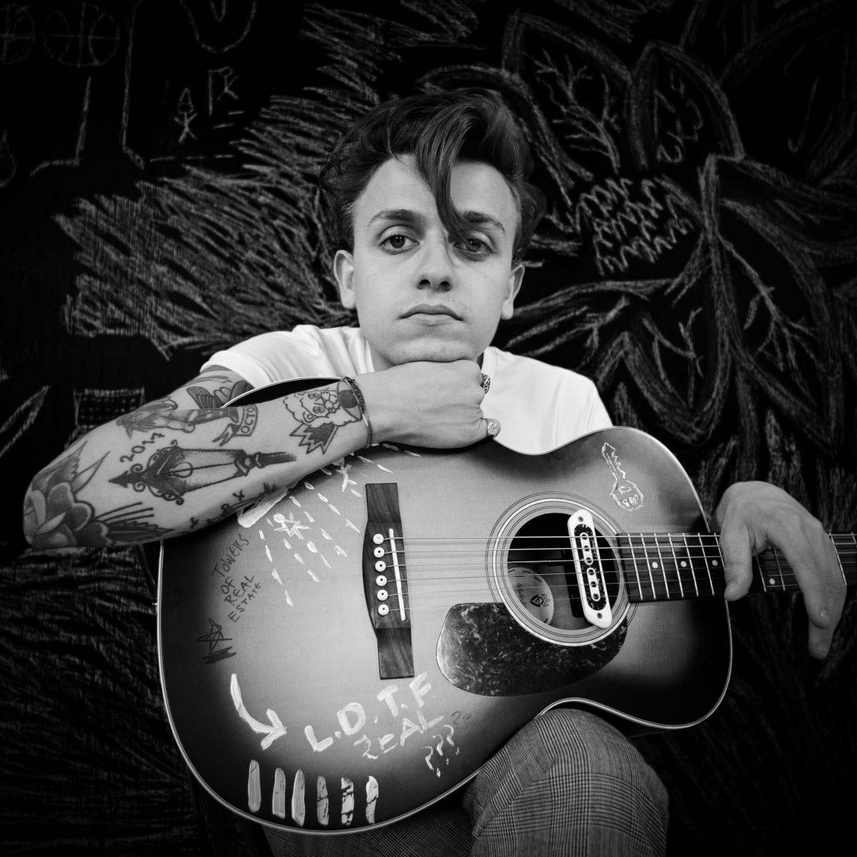 Scott Helman Announces Spring Tour Across Canada