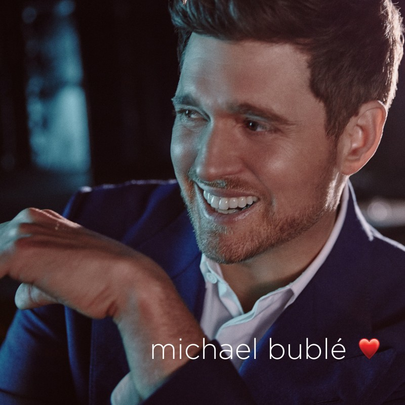 Michael Bublé Dominates Canadian Album Charts with New Album and Christmas