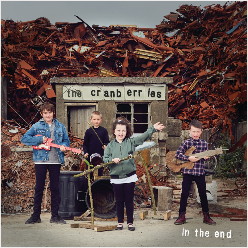 "The Cranberries Share First Single – ""All Over Now"" TODAY From Final Album ""In The End"" / ""In The End"" Set For Release On April 26th"