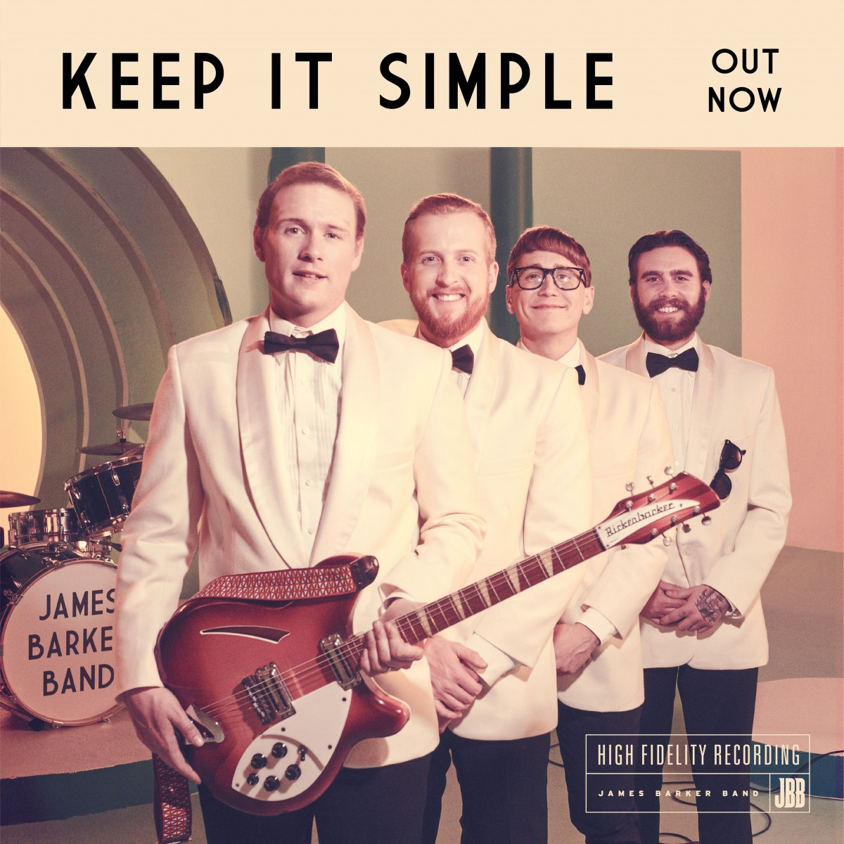 """James Barker Band Return with their New Single """"Keep It Simple"""""""