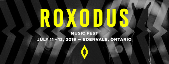 Roxodus Music Fest Announces Billy Idol and Blondie Added to Legendary Festival Lineup