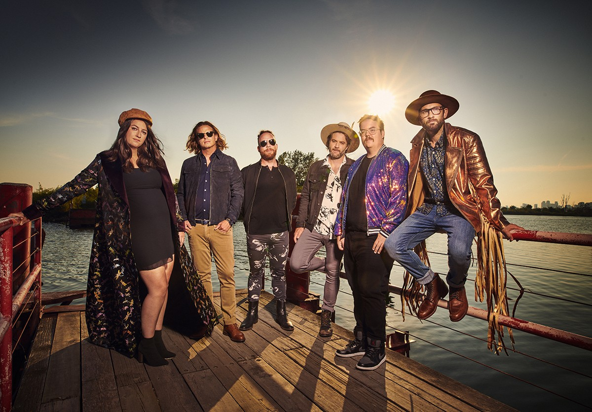 The Strumbellas: Pop Music Done Wrong!