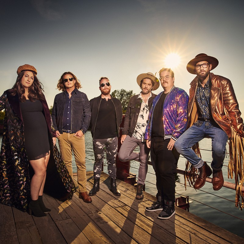 The Strumbellas Unveil Video For New Single Salvation
